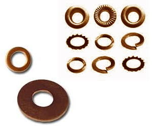 Copper Pressed Parts